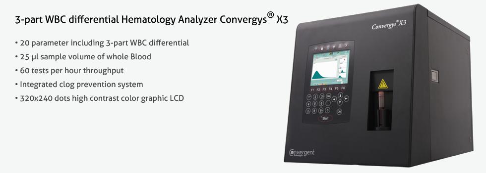 Convergys® X3